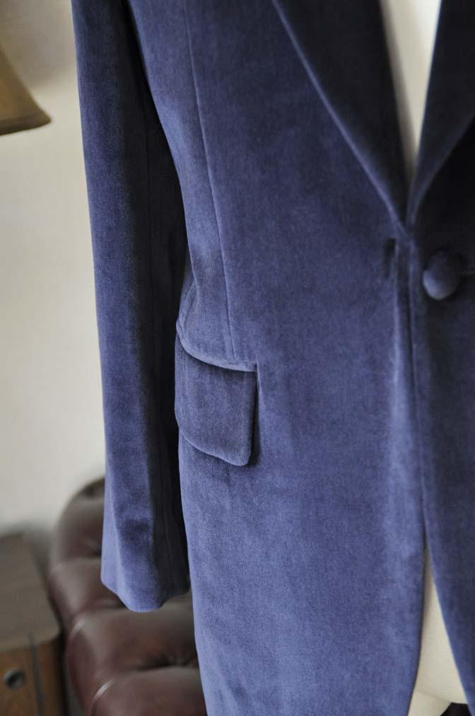 DSC0844-5 お客様のジャケットの紹介-DUGDALE ネイビーベルベットショールカラージャケット-DSC0844-5 お客様のジャケットの紹介-DUGDALE ネイビーベルベットショールカラージャケット- 名古屋市のオーダータキシードはSTAIRSへ