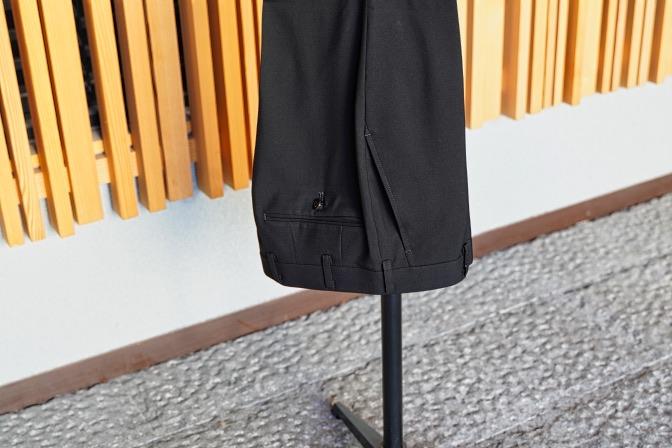 DSC03360 ネイビーベルベットタキシードジャケット DSC03360 ネイビーベルベットタキシードジャケット  名古屋市のオーダータキシードはSTAIRSへ